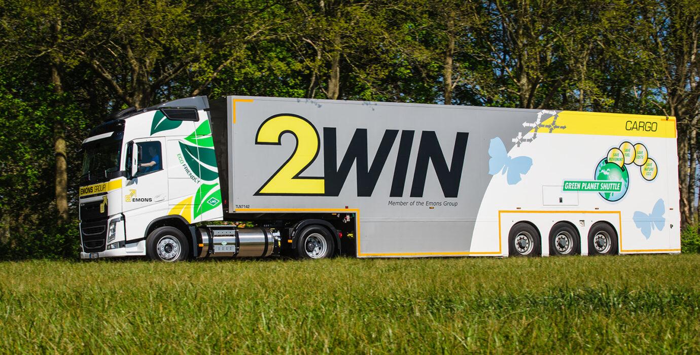 Afbeelding voor 2WIN vs. Standard trailer
