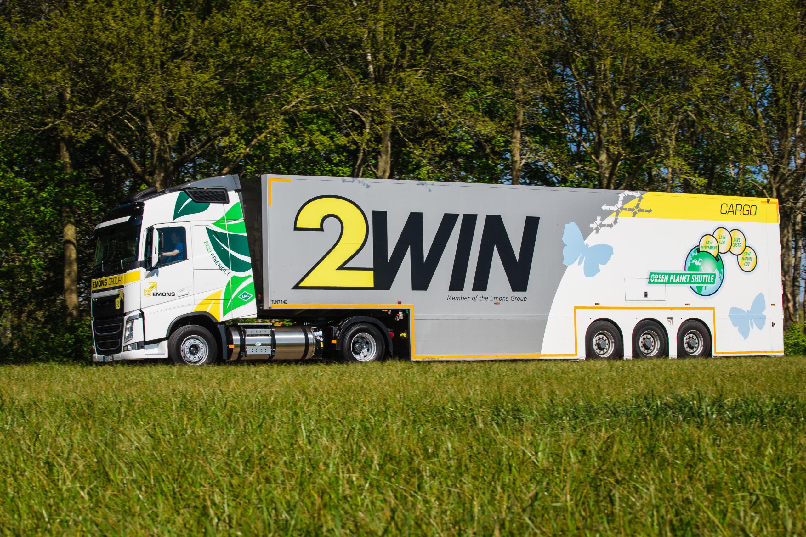 Afbeelding van 2WIN vs. Standard trailer