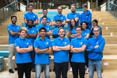 Drone Team University of Twente