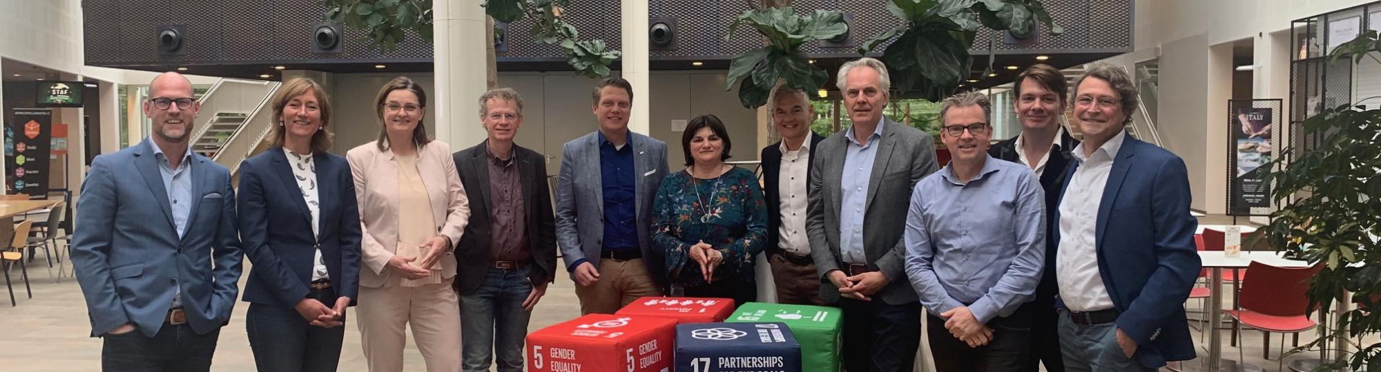 University of Twente and Emons Group