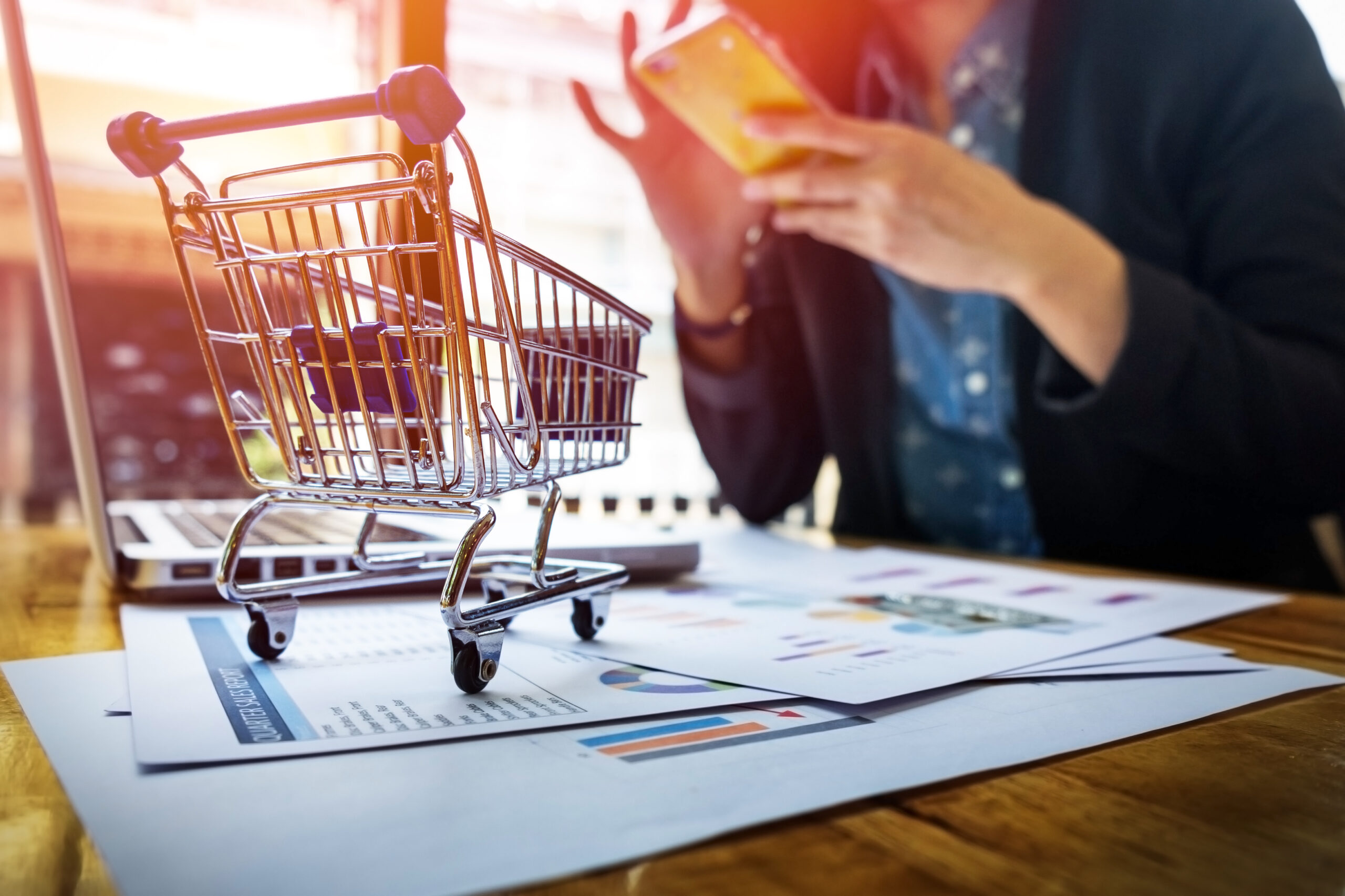 Afbeelding van How to keep your service high during the E-commerce boom