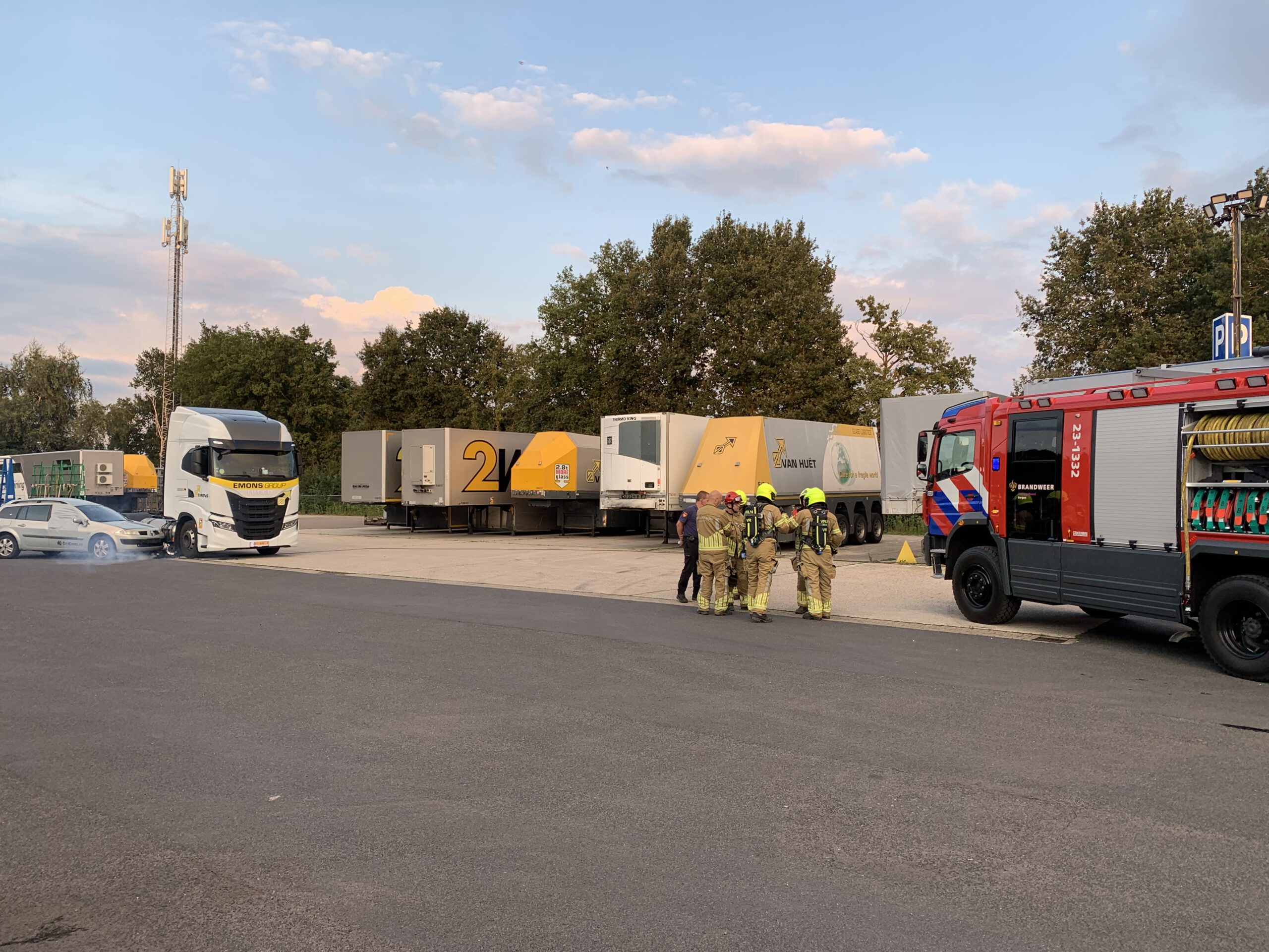 Afbeelding van How 2WIN makes logistics safety a top priority in road transport